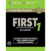 Cambridge first certificate in english. For updated exam. Self-study pack. Per le Scuole superiori. Con CD Audio. Con espansione online: First ... Book with Answers and Audio CDs (2))