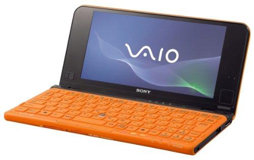 SONY VAIO Pシリーズ P119 32bit オレンジ VPCP119KJ D