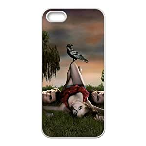 VOV vampirski dnevnici Phone Case for Iphone 5s