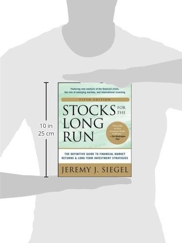 41PAS6ylNcL - Stocks for the Long Run 5/E:  The Definitive Guide to Financial Market Returns & Long-Term Investment Strategies
