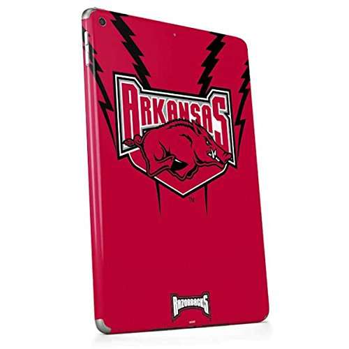 Skinit Arkansas Razorbacks iPad 9.7in (2018) Skin - Officially Licensed College Tablet Decal - Ultra Thin, Lightweight Vinyl Decal Protection