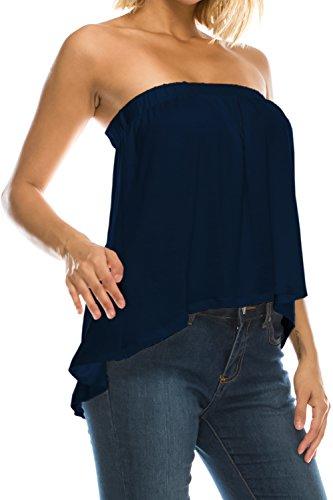 宣教師レンチオセアニアJubilee Couture SHIRT レディース US サイズ: M カラー: ブルー