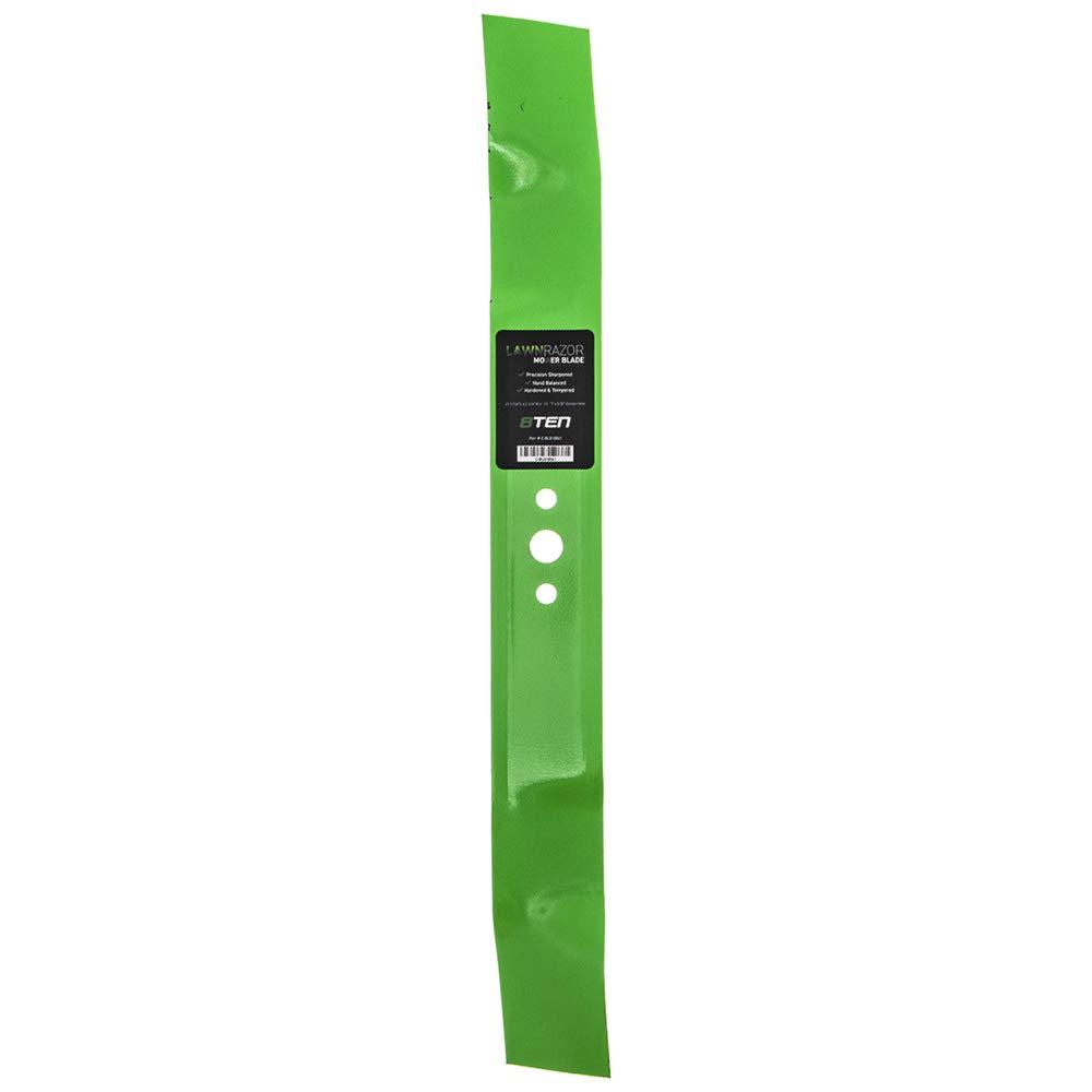 8TEN Mower Blade AYP Husqvarna 165833 175064 189028 406712 Mulching 3 Pack