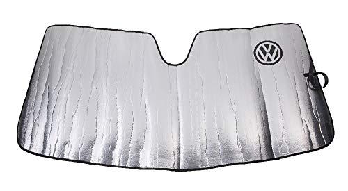 (2018-2019 VW Volkswagen Atlas Front Windshield SunShield Sun Shade Visor OEM)