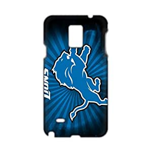 WWAN 2015 New Arrival detroit lions 3D Phone Case for Samsung NOTE 4