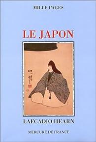 Le Japon par Lafcadio Hearn