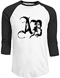 Alter Bridge Myles Kennedy Men's T Shirts Fashion 3/4 Sleeve T Shirt