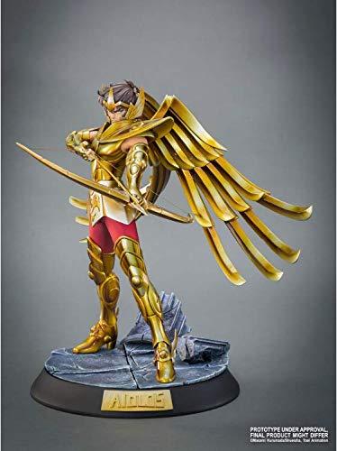 Tsume - Figurine Saint Seiya Les Chevaliers du Zodiaque - Aiolos by Tsume HQS - 5453003571193