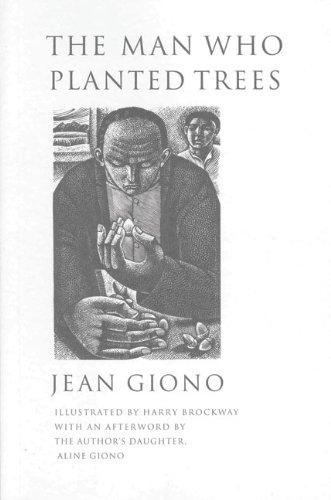 """""""The Man Who Planted Trees"""" av Jean Giono"""