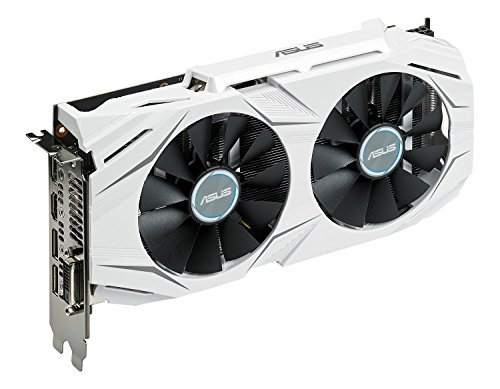 Asus GeForce GTX 1060 3GB Dual