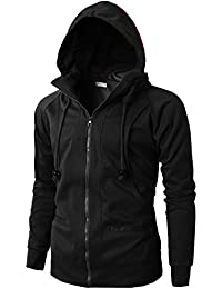 Amazon.com: Black - Fashion Hoodies & Sweatshirts / Clothing ...