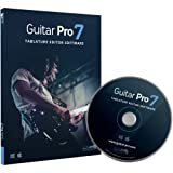 Software : Guitar Pro 7 - Tablature and Notation Editor, Score Player, Guitar Amp and FX Software