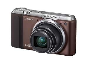 Casio High Speed Exilim Ex-ZR700 Digital Camera Brown EX-ZR700BN - International Version (No Warranty)