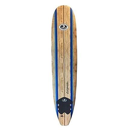 Amazon Com California Board Company Foam Surf Board 9 Feet Color