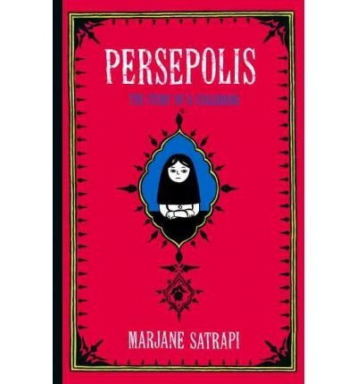 Persepolis : The Story of a Childhood(Hardback) - 2003 Edition