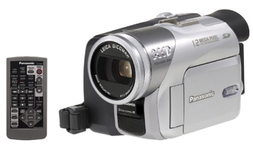 amazon com panasonic pv gs120 3ccd minidv camcorder w 10x optical rh amazon com panasonic pv-gs35 manual panasonic pv-gs35 manual