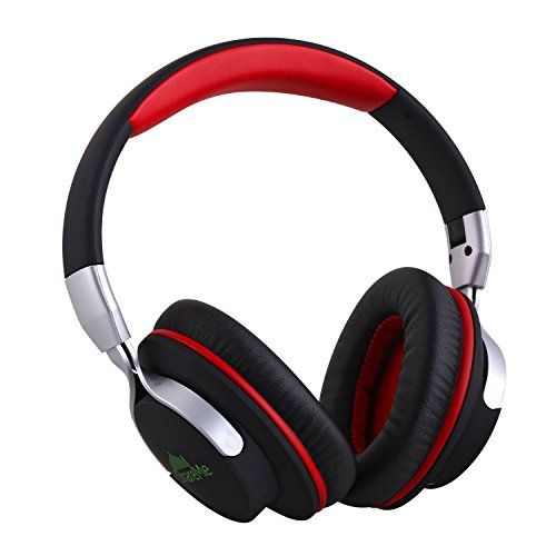 Price comparison product image Mixcder ShareMe Over Ear Wireless Headphones Bluetooth 4.1 Wired Lightweight Headband Stereo Sports Running Foldable Earphones 18 Hours Playtime Headsets for Gaming Gym with Built-in Mic
