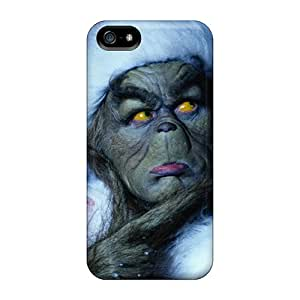 For Protective Cases Covers The Grinch Skin/iphone 5/5s Cases Covers