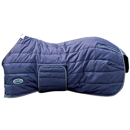 Country Pride Squall 1200D Heavyweight Bellyband Stable Blanket, Sz 76