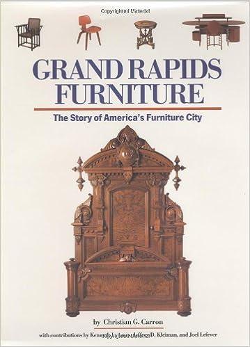 Merveilleux Grand Rapids Furniture: The Story Of Americau0027s Furniture City: Christian G.  Carron: 9780966652406: Amazon.com: Books