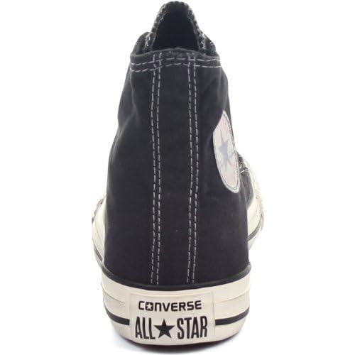 50%OFF Converse Chuck Taylor All Star High Top Black M9160