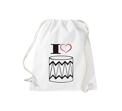 De Bolso Algodón Tela Blanco Mujer Para Shirtstown d57Sx5
