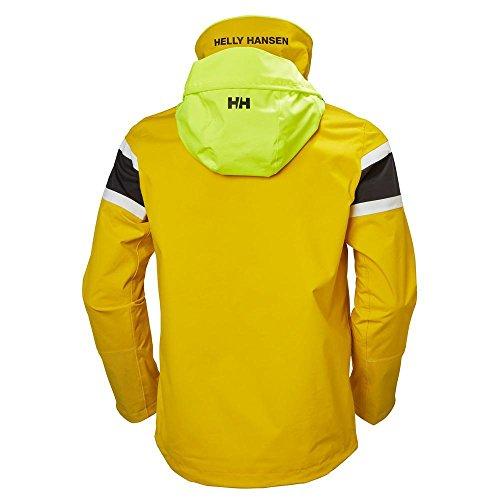 Nbsp; Toute Jaune jaune L'année Drapeau Couleur Homme 351 Helly Hansen En Sel De Veste Sel E8Zq8