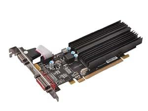 XFX HD-645X-ZQH2 Radeon HD6450 1GB GDDR3 - Tarjeta gráfica (AMD, Radeon HD6450, 2560 x 1600 Pixeles, 2048 x 1536 Pixeles, 2560 x 1600 Pixeles, GDDR3)