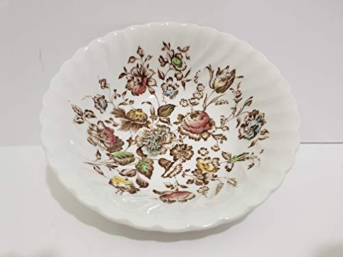 - Johnson Brothers Staffordshire Bouquet Fruit/Dessert Bowl - Set of 4