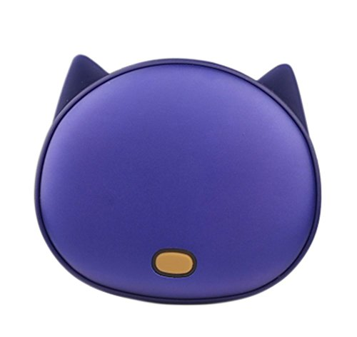 JCNCE USB Hand Warmer / Power Bank, 4500mAh External Backup Mobile Charger with Hand Warmer Mini Pocket Heater (Little Devil)