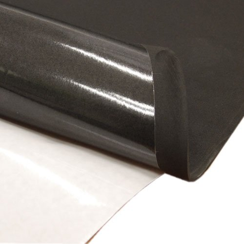 SPONGE NEOPRENE ROLL WITH ADHESIVE 1/8 IN. X 54 IN. X 50 FT.