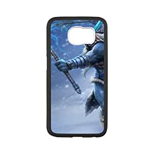 Samsung Galaxy S6 Cell Phone Case White League of Legends Glacial Olaf KN2882933