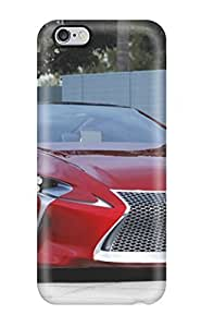For Clarencepca Iphone Protective Case, High Quality For Iphone 6 Plus Lexus 2012 Lflc Hybrid Vehicles Cars Other Skin Case Cover by supermalls
