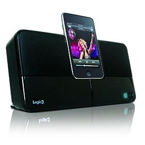 Logic3 i Station RTV Docking für iPhone & iPod für 29,99€ inkl. Lieferung