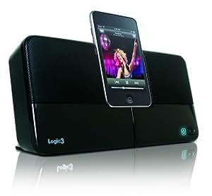 Logic3 i-Station RTV - Altavoz con puerto dock para iPhone y iPod