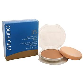 shiseido compact foundation