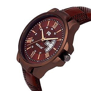 Redux Analog Brown Dial Men's & Boy's Watch RWS0200S