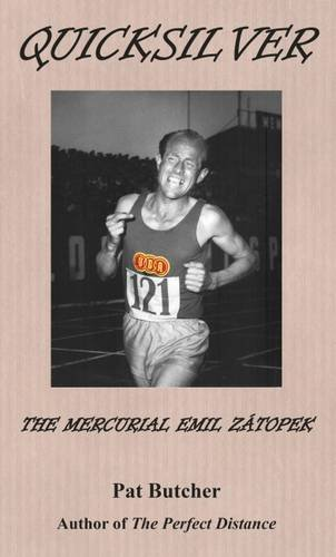 Quicksilver: The Mercurial Emil Zatopek PDF