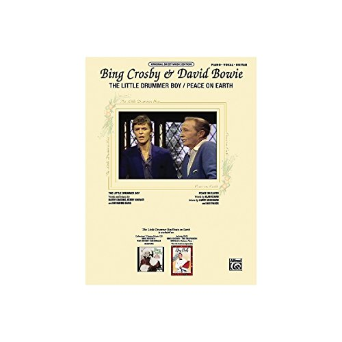Alfred The Little Drummer Boy / Peace on Earth Book (Peace On Earth Little Drummer Boy Sheet Music)