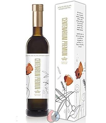 3 botellas x 500 ml - Nobleza del sur Centenarium Primer Día de Cosecha - Aceite de oliva virgen extra por Oliva Oliva Internet SL: Amazon.es: Alimentación ...