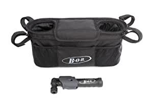 BOB Handlebar Console with Tire Pump for Single Jogging Strollers