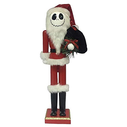 Nightmare Before Christmas The Jack Skellington in Santa