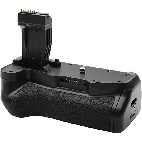 Vivitar BG-E18 Multi-Power Battery Grip for Canon Rebel T6s & T6i DSLR Camera - Vivitar Battery Grip