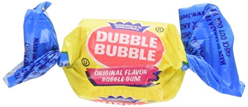 Dubble Bubble Original Flavor, 190 Count, 30 -