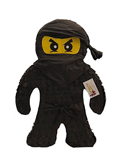 APINATA4U 2FT Tall Black Ninja Pinata for $<!--$26.99-->
