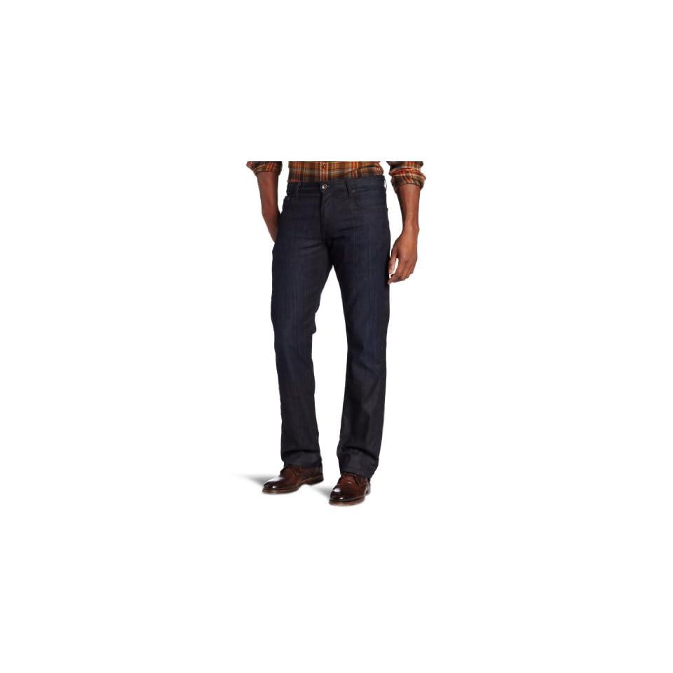 Lucky Brand Mens 221 Original Straight Leg Jean in Dark Hickory