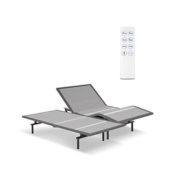 Adjustables By Leggett Platt Raven Adjustable Bed Base Wireless