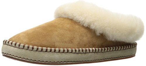 UGG Women's Wrin Slipper, Chestnut, 12 B US -