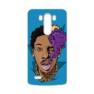 wiz khalifa nobody beats the wiz Phone Case for LG G3 Case