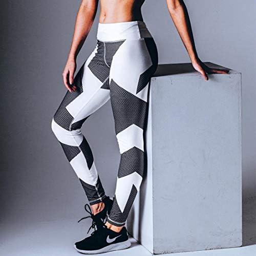 ヨガウェア ヨガパンツ爆発モデルデジタル印刷ストレッチパンツ女性に適用するハイウエスト速乾性ランニングパンツおなかコントロールパワーストレッチヨガレギンス